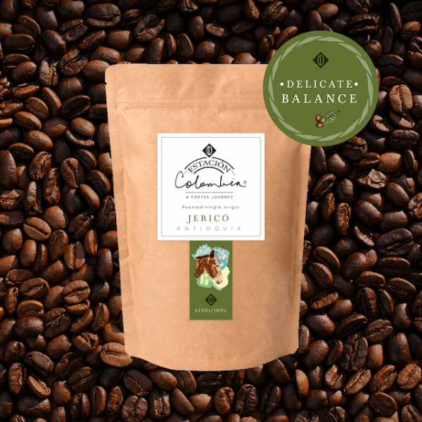Jerico Colombia Specialty Coffee
